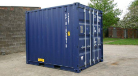 10 ft used shipping container Merrillville, IN