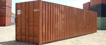 40 ft used shipping container Merrillville, IN